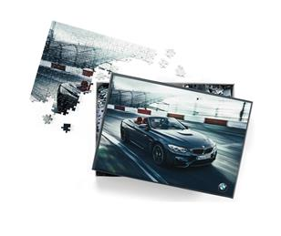 BMW M4 Puzzle - BMW (80-45-2-411-130)