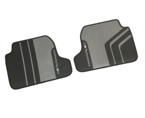 F32 4 Series, F82 M4 M Performance Floor Mats Set - Rear - BMW (51-47-2-409-933)