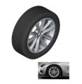 "F34 3 Series GT 17"" Style 395 Winter Wheel/Tire Assembly - 3/2014 and on"