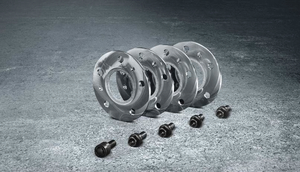 Wheel Spacers Kit - 5 mm - Porsche (991-044-500-00)