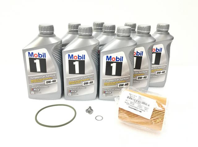 991-2 911 (2017-2019) Oil Change Kit - Porsche (PK9912OC1)