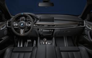 F15 X5, F85 X5M M Performance Carbon Fiber Interior Trim Kit - BMW (51-95-2-446-977)