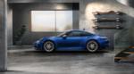 """992 911 (2020+) 19/20"""" Carrera Silver Winter Wheel/Tire Set - Porsche (992-044-602-A)"""