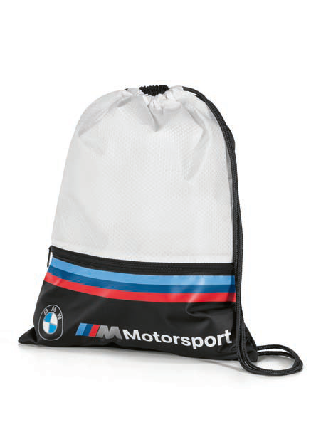 M Motorsport Cinch Sports Bag - BMW (80-28-2-461-128)