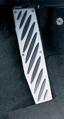 E53, E70, E71 Performance Aluminum Footrest Cover