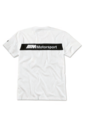 M Motorsport Men's T-Shirt with Graphic - BMW (80-14-2-461-096)