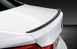 G30 5 Series, F90 M5 M Performance Carbon Fiber Rear Spoiler, Large Version - BMW (51-19-2-414-142)