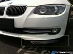 E92/93 LCI Carbon Fiber Front Splitters - Standard Bumper