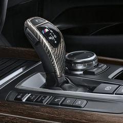 F15 X5, F16 X6 M Performance Carbon Fiber Selector Lever - Sport Auto Transmission - BMW (61-31-2-350-446)