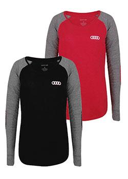 Preppy Patch T-Shirt - Juniors - Audi (ACM-329-9)