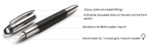 MONTBLANC for BMW Fountain Pen