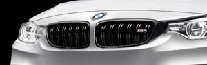 F82/83 M4 M Performance Black Kidney Grille, Left - BMW (51-71-2-352-811)