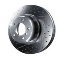F2x 2 Series, F3x 3 & 4 Series M Performance Rear Brake Rotor - BMW (34-20-6-797-598)