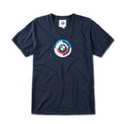 Classic Men's Motorsport T-Shirt Dark Blue - BMW (80-14-2-463-110)