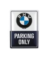 Classic Metal Sign - BMW (80-28-2-463-140)