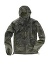 Active Functional Jacket Men's - Olive