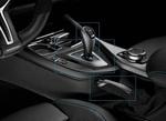 F87 M2 M Performance Carbon Fiber/Alcantara Interior Equipment Kit - DCT Transmission