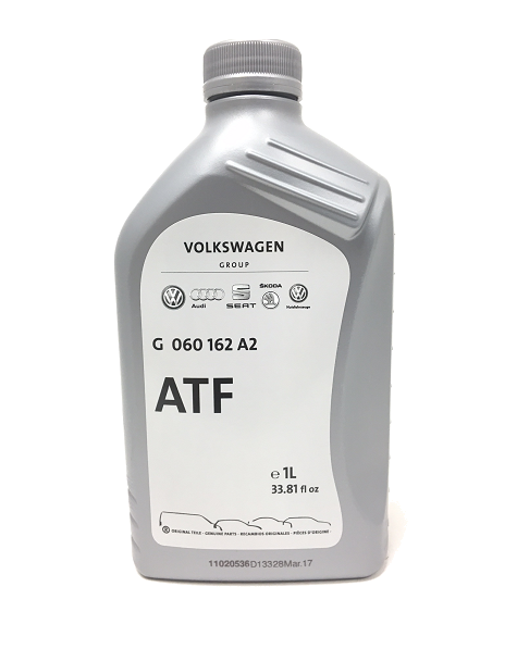 ATF (Automatic Transmission Fluid) - 1 L - Audi (G-060-162-A2)
