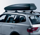 Roof Box 320 - Black