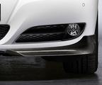 E90/91 LCI BMW Performance Carbon Fiber Splitters - Standard Bumper
