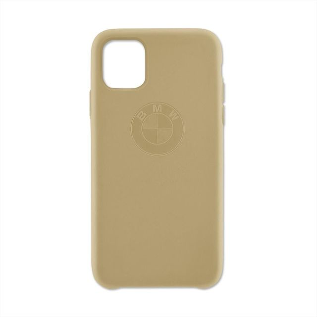 BMW Design Phone Cover, Sand - iPhone 11 Pro - BMW (80-21-2-466-207)
