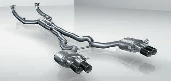 F06 M6 Gran Coupe M Performance Exhaust - BMW (18-30-2-351-490)