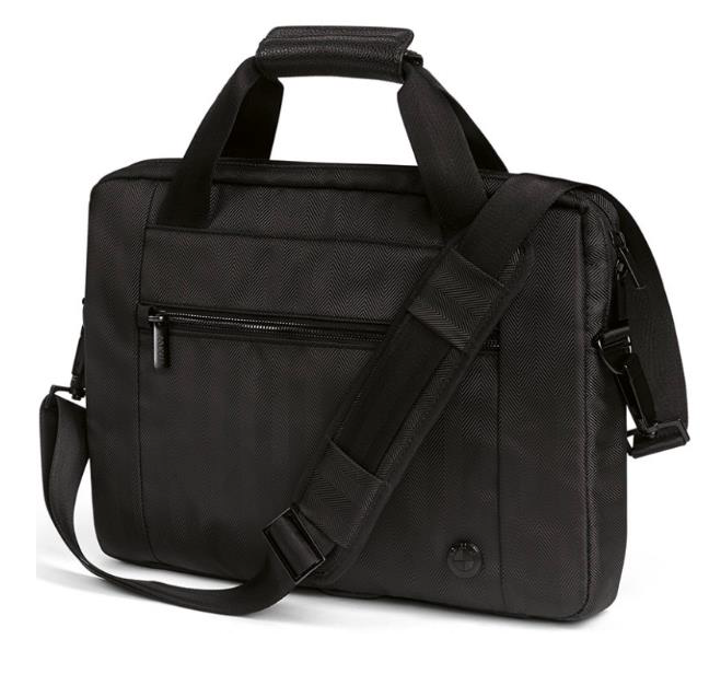 BMW Document Bag - Black