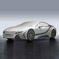 i8 BMW Future Car Cover