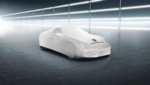 Indoor Car Cover - 997 911 GT3 1 (or vehicles with Cup Aerokit), 2005-2008 - Porsche (997-044-000-05)