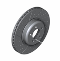Replacement Front Brake Disc - ventilated