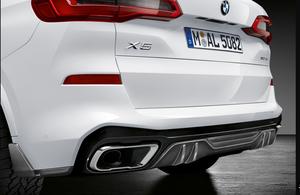 G05 X5 M Performance Carbon Fiber Rear Diffuser - BMW (51-19-2-455-432)