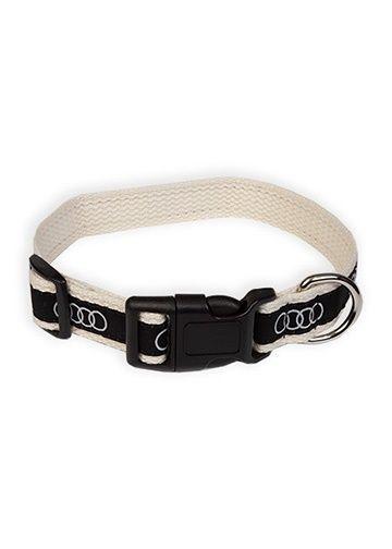 Woven Organic Pet Collar - Audi (ACM-P82-7)