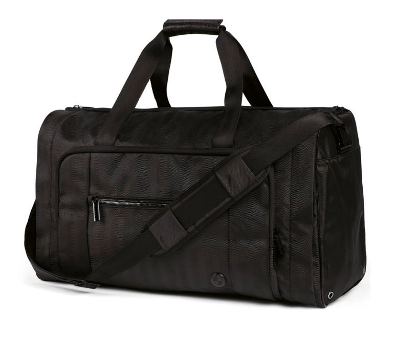 BMW Travel Bag - Black