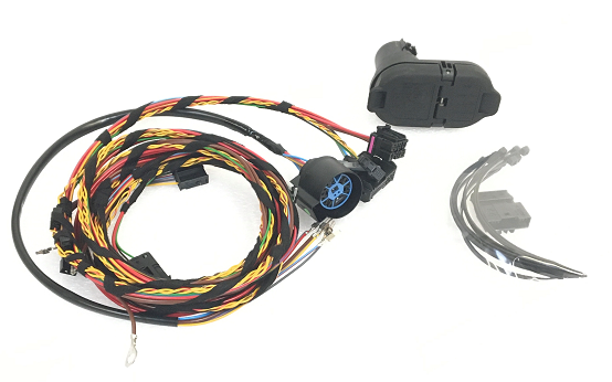 Retrofit Kit Tow Hitch Wiring Harness - BMW (82-11-2-287-406)