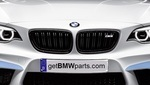F87 M2 M Performance Black Kidney Grille, Left - BMW (51-71-2-355-447)