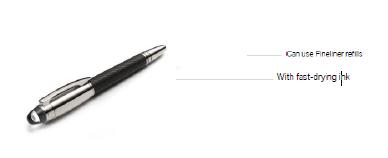 MONTBLANC for BMW Rollerball Fineliner - BMW (80-24-2-450-920)