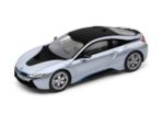 i8 - Iconic Silver - 1:43 Scale