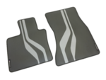 F15 X5, F85 X5M, F16 X6, F86 X6M M Performance Floor Mats Set - Front - BMW (51-47-2-353-381)