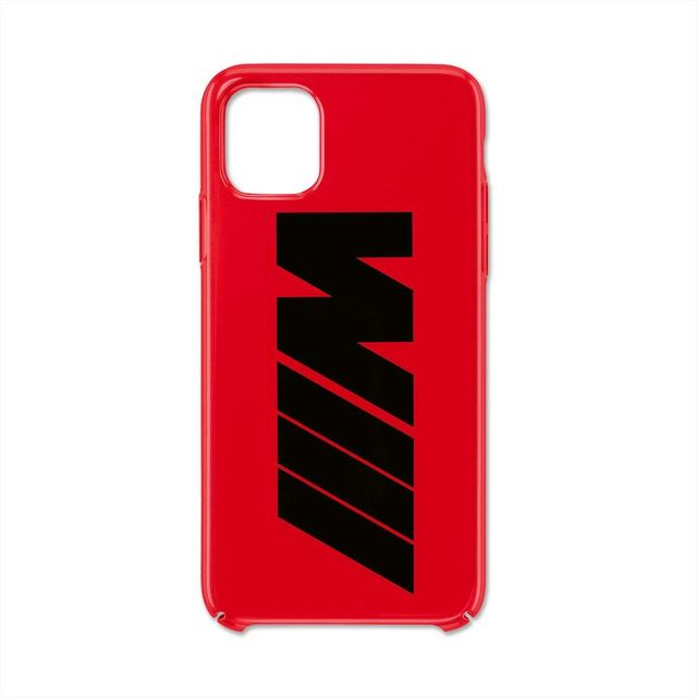 M Phone Cover - Red, iPhone 11 Pro - BMW (80-21-2-466-321)