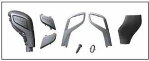 G14/G15/G16 8 Series Glass Gearshift Knob Repair Kit - BMW (61-31-9-475-057)