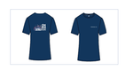 T-Shirt - Martini Racing, Blue