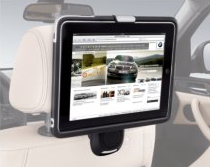 Travel & Comfort System - Holder for Apple iPad Air 1, 2 - BMW (51-95-2-409-283)