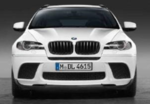 E71 X6 BMW Performance Aerodynamic Kit - BMW (51-19-2-162-471)