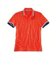BMW Golfsport Polo Shirt Men's - Fire