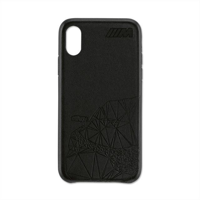 M Leather Phone Cover - iPhone 11/11Pro - BMW (80-21-2-466-322)