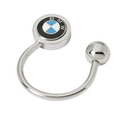 BMW Roundel Horseshoe Key Ring