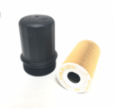 Oil Filter Housing with Oil Filter