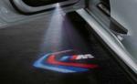 M Performance Slides for LED Door Projectors - BMW (63-31-2-469-631)
