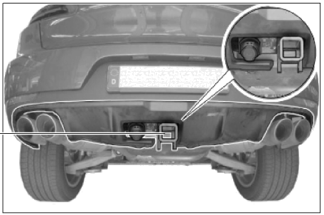 95B Macan (2014+) Trailer Hitch Kit with Manually Detachable Ball Joint - Porsche (95B-044-802-31)