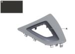 F2x 2 Series M Performance Carbon Fiber Shifter Console Trim